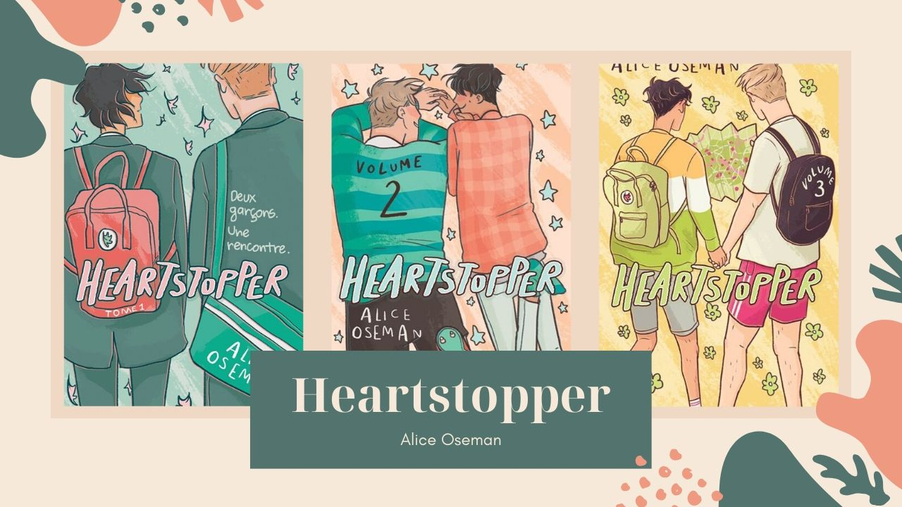 Heartstopper Series – Alice Oseman
